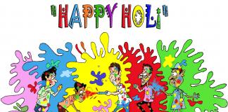 Holi celebrations India