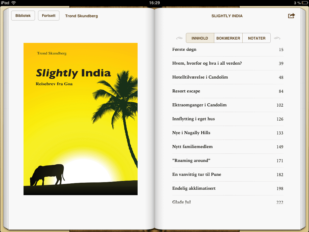 slightly India ebook