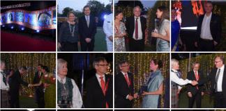 17th May reception Norwegian Embassy India
