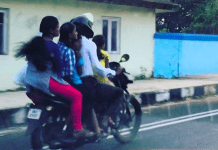 Indian traffic lessons